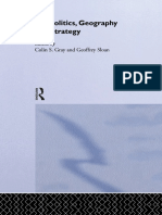 (Journal of Strategic Studies) Colin S. Gray, Geoffrey Sloan-Geopolitics, Geography and Strategy-Routledge (1999).pdf