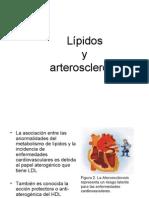 lipidos y artereoesclerosis