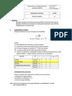 PREPARACION Y STANDARIZACION DE TIOSULFATO DE SODIO