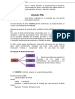 LenguajeSQL