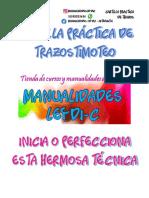 CARTILLA DE INICIACIÓN TRAZOS TIMOTEO