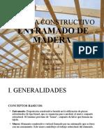 SISTEMA CONSTRUCTIVO ENTRAMADOS DE MADERA
