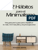 42 Hábitos Para o Minimalismo - Roxanne Martin