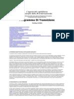 Programma di transizione