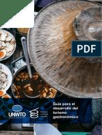 OMT - Turismo Gastronomico