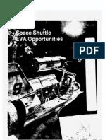 Space Shuttle EVA Opportunities