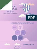 1. Presentación Plan Anual de Trabajo