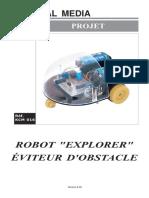 ROBOT _EXPLORER_ ÉVITEUR D'OBSTACLE