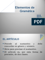Gramatica-6°
