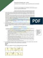 Observaciones Guía grado sexto - Docente 4