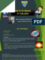 II EL UNIVERSO P.S 6°