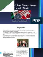 Tratado de Libre Comercio con América del Norte
