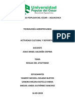 REGLAS DEL ATLETISMO