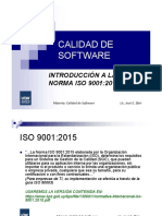 Introduccion a ISO 9001_2015