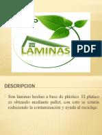"""Presentación del proyecto """"Eco Laminas"""""""