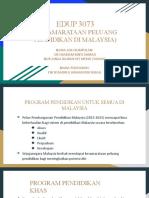 kesamarataan peluang pendidikan di malaysia.pptx