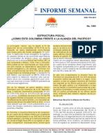 Anif 1464, jun 10 de 2019 (Estructura fiscal, Cómo está Colombia frene a la Alianza del Pacífico)