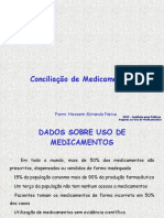 Aula - Conciliação de Medicamentos