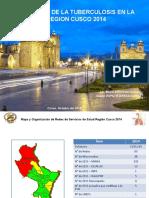 SITUACIÓN  DE LA TUBERCULOSIS EN LA REGIÓN CUSCO 2014