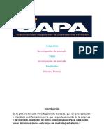 TAREA I DE INVESTIGACION DE MECADO-DAMH-