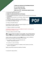 PRIMER EXAMEN TEÓRICO DE LENGUAJE DE PROGRAMACIÓN MI 347