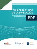Guía Uso de la Evaluación