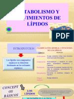 Metabolismo y Movimiento Lipidico_v02
