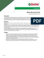 Molub-Alloy Chain Oil 22