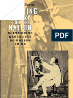 Prasenjit Duara - Rescuing History from the Nation_ Questioning Narratives of Modern China-University Of Chicago Press (1997).pdf