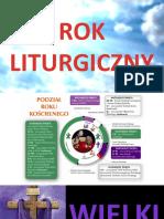 ROK LITURGICZNY - WIELKI POST.ppsx