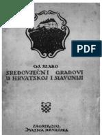 Sredovjecni gradovi u Hrvatskoj i Slavoniji