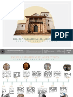 evolucion arquitectonica iglesia andahuaylinas