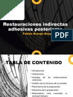 Restauraciones indirectas adhesivas posteriores.pptx