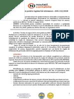 OUG 132 - Beneficii acordate pentru regimul de telemunca
