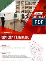 ORATORIA Y LIDERAZGO - SETIEMBRE  2020.pdf