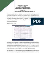 Design of Smart Grid and Practical Smart Grid Case Study-II