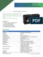 FUD-3I-3U-Power-Transducer-GFUVE