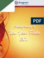Anagram 2011 picks
