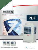 Toshiba SMMS-7 VRF Catalogue