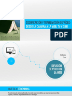 Difusión de vídeo en la web