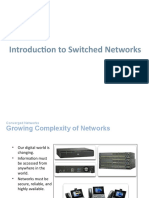 Introduction to Switched Networks