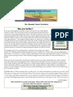 Newsletter - Summer/Fall 2009