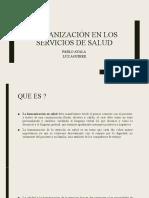 HUMANIZACIÓN EN LOS SERVICIOS DE SALUD (1)
