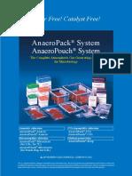 AnaeroPack Brochure