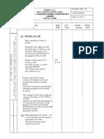 LSR Test Instructions