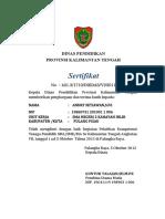 SERTIFIKAT DEPAN - 2015