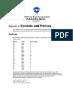 IEEE Units And Symbols