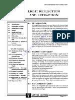 04_Light Reflection & Refraction