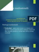 Patologia mediastinală