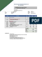 Ppto N° 020 - Alquiler de Camion Cisterna Inc. COVID 19